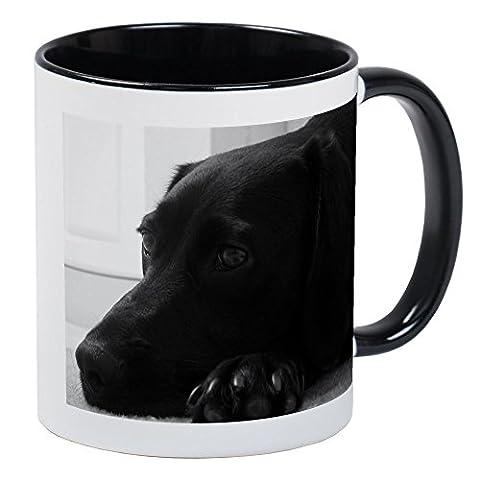 CafePress - Labrador Retriever Mug - Unique Coffee Mug, Coffee Cup - Labrador Coffee