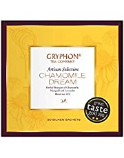 Gryphon Chamomile Dream Tea, 20 Count, 70g