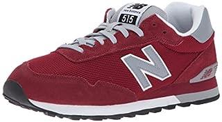 7a6612f9f1f6f New Balance Men's 515V1 Sneaker, Mercury Red/Silver Mink, 10.5 2E US ...