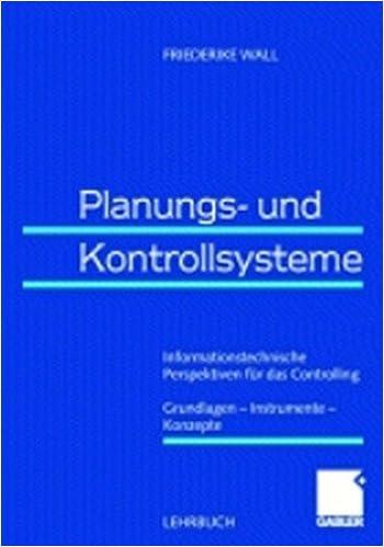 Ilmainen Adio-kirjojen lataus Planungs- und Kontrollsysteme: Informationstechnische Perspektiven für das Controlling. Grundlagen _ Instrumente _ Konzepte (German Edition) PDF DJVU FB2