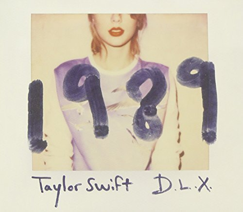 Taylor Swift 1989 (CD + DVD Deluxe Edition) by Imports (2014-10-29)
