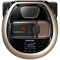 Samsung VR2AM7090WD/AA Powerbot R7090 Pet Robot Vacuum, Works with Alexa, 13.4 x 13.7 x 3.8