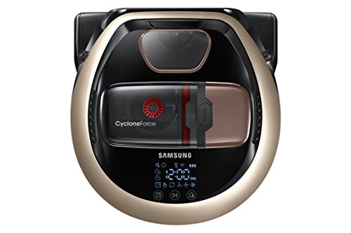 Samsung POWERbot R7090 Pet Robot Vacuum, Self-cleaning Brush for Pet Hair, Intelligent Mapping,...