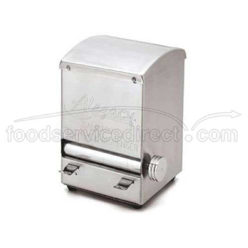 Alegacy Stainless Steel Toothpick Dispenser, 4 1/2 inch - 1 each.