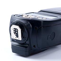 YONGNUO YN-565EX II TTL Flash Speedlite With High Guide Number For Canon 6D 7D, 70D 60D, 600D, XSi XTi T1i T2i T3