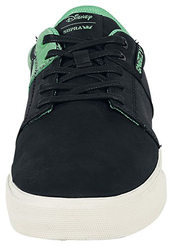 Supra Stacks Vulc II - Sneezy Sneakers Black-Green Black-green cheap 100% original for sale for sale discount authentic zqWJkjQ