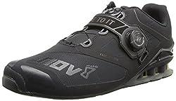 Inov-8 Men's FastLift 370 BOA Cross-Training Shoe,Black,7 US