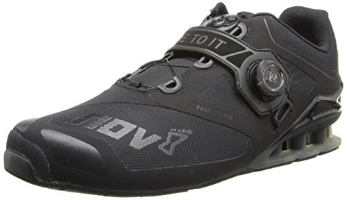 Inov-8 Men's FastLift 370 BOA Cross-Training Shoe,Black,5 US