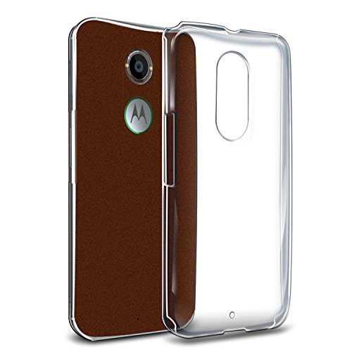 Orzly InvisiCase Transparent Generation Motorola