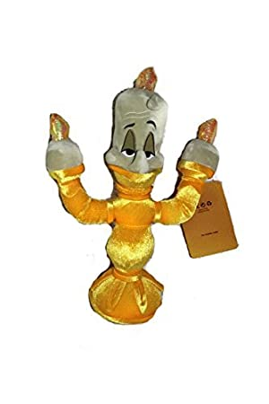 Disney Store Lumiere Plush Beauty and the Beast Small 13 by Disney Interactive Studios