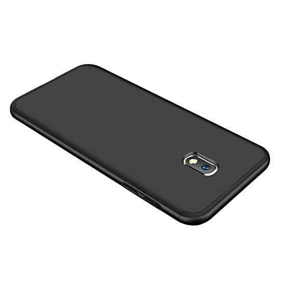 new styles f5a71 5334b For Galaxy J7Pro J730 Case, 360 Degree Full Protection + Ultra Thin  Protective Hard PC Shockproof Back Full Cover Case For Samsung Galaxy J7  Pro / J7 ...