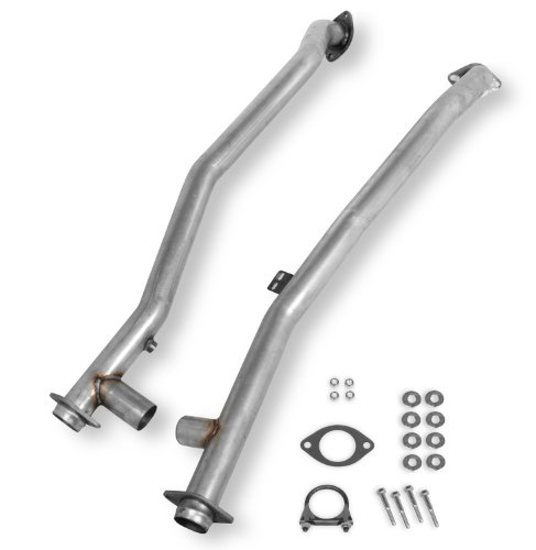 (Flowtech 53604FLT Pro-Stang Off Road H-Pipe)