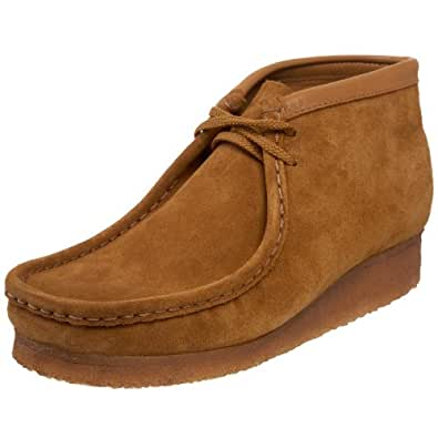 Clarks Originals Men's Wallabee Boot,Chestnut,11 M US