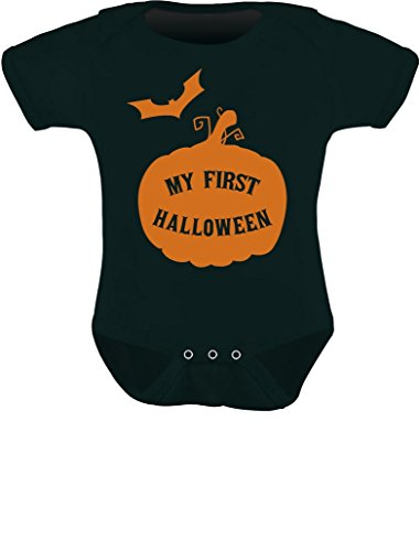 Tstars My First Halloween Baby Grow Vest - Cute Unisex Baby Bodysuit Newborn -