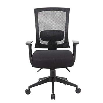 BOSS Chair Silla de Oficina (Respaldo de Malla Contrato (con ...