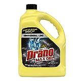 Drano Max Gel Clog Remover, Commercial Line, 128 fl oz