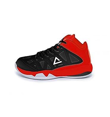 Peak - Victor negro RGE Basket - Zapatillas Basket, negro/rojo, 46: Amazon.es: Deportes y aire libre