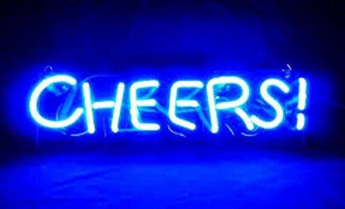 Cheers neon art sign 1714 inch real glass neon signs custom cheers neon art sign 1714 inch real glass neon signs custom designed neon aloadofball Choice Image
