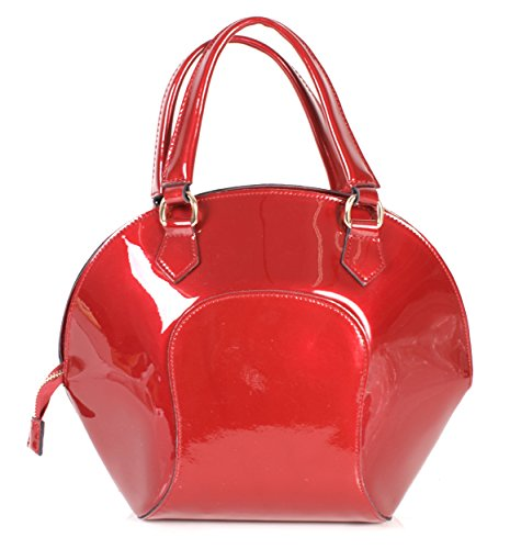 Sienna Rose, Borsa a mano donna rosso small