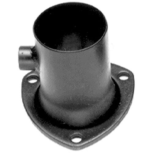 Hedman Hedders 21126 Oxygen Sensor Header Reducer 2.5 in. Collector To 2.25 in. Exhaust Tube Size 3-Bolt Flange Sold Individually Oxygen Sensor Header Reducer (Reducers Hedman Header)