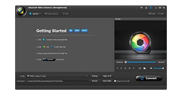 free video quality enhancer software download