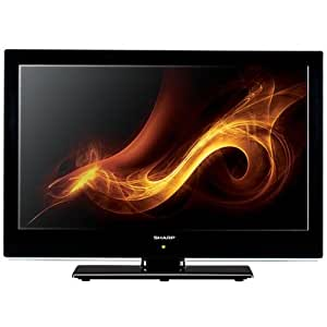 "Sharp LC-24LE240E LED TV - Televisor (60,96 cm (24""), Full HD, 1920 x 1080 Pixeles, Analógico y Digital, NTSC, PAL, SECAM, DVB-T) Negro"