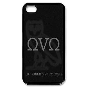 iPhone 4,4S Phone Case Drake Ovo Owl F5E7840