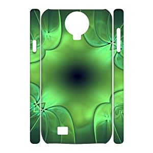 SamSung Galaxy S4 I9500 Around the curve 3D Art Print Design Phone Back Case Customized Hard Shell Protection JK038261