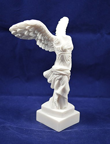 (Estia Creations Nike of Samothrace Sculpture Victory Ancient Greek Statue)