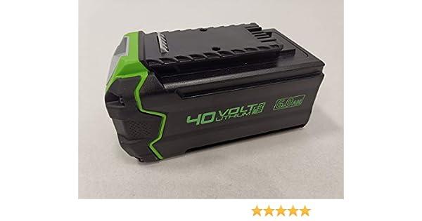 Bateria 40V 6.0Ah: Amazon.es: Bricolaje y herramientas