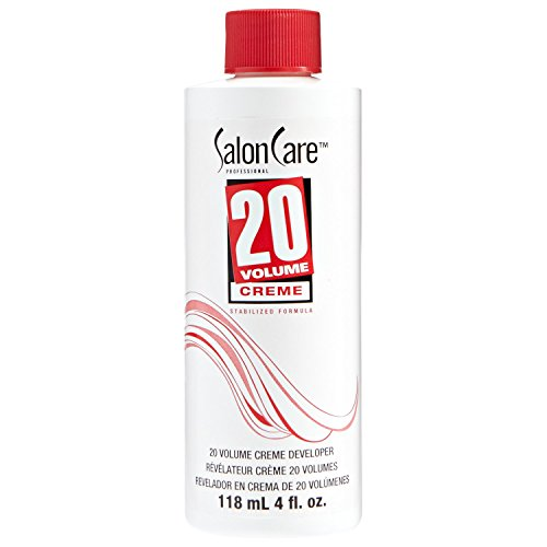 salon care volume creme developer - 3