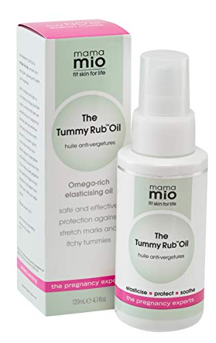 Mama Mio The Tummy Rub Oil, 4.1 fl. oz.