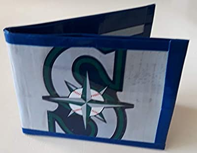 Seattle Mariners MLB Baseball Bi-Fold Duct Tape Wallet