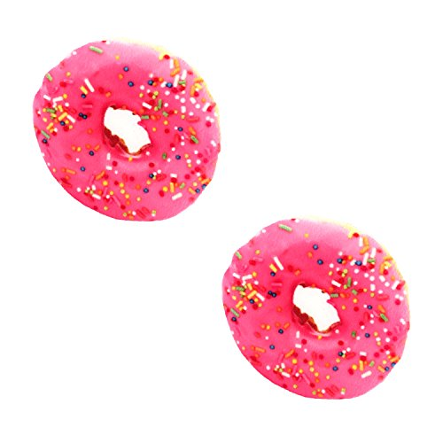 Neva Nude Freaking Awesome Pink Donut Nipztix Pasties Nipple Covers -