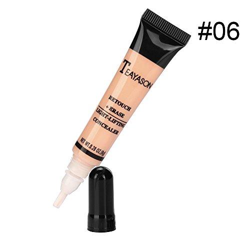Palette Contour Kit Face Eye Concealer Liquid Foundation Base Cream Pro Makeup Cosmetic Tools Portable