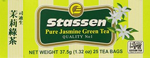 - Stassen Pure Jasmine Green Tea 25 Tea Bags