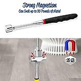 Werkzeug 4PCS Magnetic Telescoping Pick-up Tool Kit