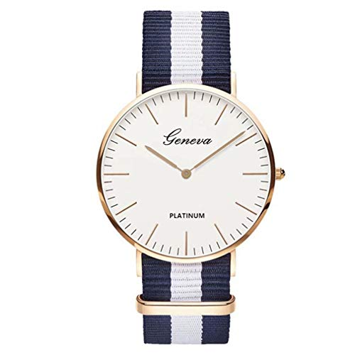 TMROW Quartz Watch Minimalist Swiss Quartz Unisex Watch Clean Simple Causal Design
