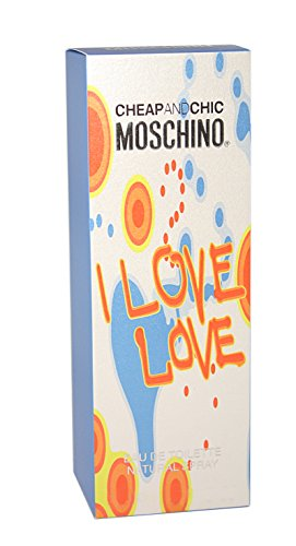 Buy i love love by moschino for women