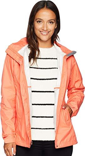 Marmot Women's Precip Jacket, Living Coral, X-Small