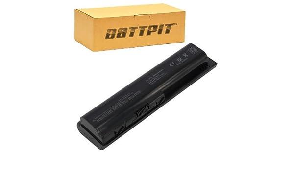 Battpit Recambio de Bateria para Ordenador Portátil HP Pavilion dv6-1115es (8800 mah): Amazon.es: Electrónica