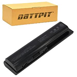 Battpit Recambio de Bateria para Ordenador Portátil HP G60-630us (8800 mah)