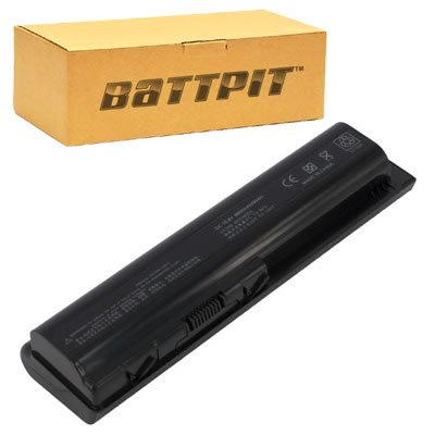 1087eo Laptop Battery - BattpitTM Laptop/Notebook Battery Replacement for HP Pavilion dv5-1087eo (8800 mAh / 95Wh)
