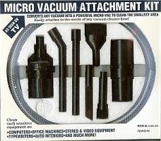 Micro Vacuum Attachment Kit LHC7625