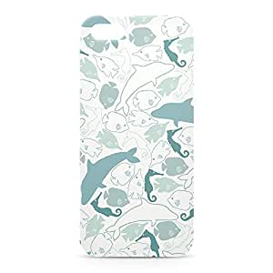 Sea Life iPhone 5s 3D wrap around Case - Design 2