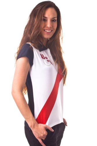 La Martina Poloshirt Weiß/Rot/Navy 547-5999