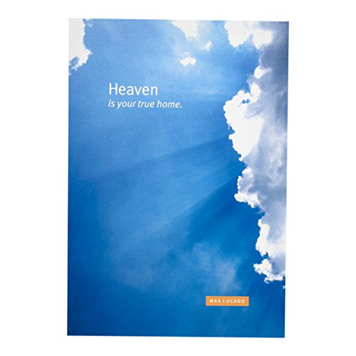 Max Lucado Boxed - Sympathy Inspirational Boxed Cards - Max Lucado - Heaven