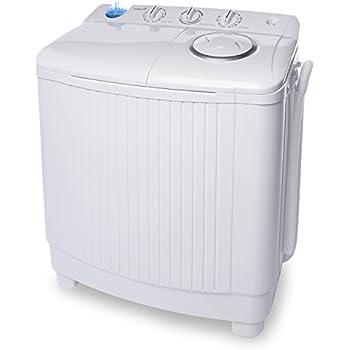 Amazon Com Ivation Small Compact Portable Washing Machine