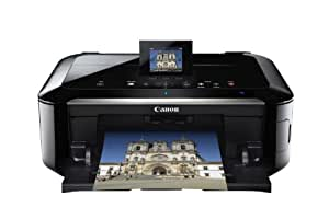 Canon 5291B003 Pixma MG5320 Wireless All-In-One Inkjet Printer (Black)