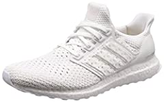 adidas UltraBOOST CLIMA Running Shoes When temperatures are soaring, take heat out of the equation in the Ultraboost Clima shoes. These men's running shoes feature an adidas Primeknit upper built with sweat-wicking yarns for enhanced moisture...